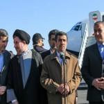 گزارش میرتاج الدینی و بیگی به احمدی نژاد و مشایی در مورد فعالیت های انتخاباتی