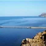 سطح آب دریاچه ارومیه ۵۴ سانتیمتر بالا آمده است