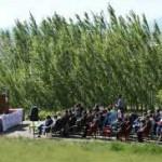 همایش «زمین پاک شعار نیست» در نیر اردبیل برگزار شد