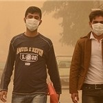 هوای ارومیه در وضعیت ناسالم قرار دارد