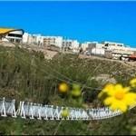 بزرگترین پل معلق پیادهروی جهان در مشگینشهر افتتاح میشود