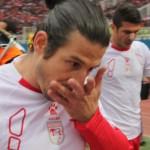 آندو تنها نماینده آذربایجان در تیم ملی