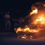 دانشجویان همدان در آتش پراید سوختند + اسامی فوت شدگان