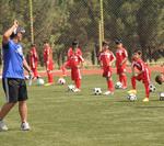 آغاز کلاسهای مدرسه فوتبال آکادمی باشگاه تراکتورسازی با حضور مدیرعامل