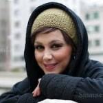 بهنوش بختیاری در خانه خیریه شکوفههای اردبیل