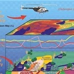 طرح ژئوفیزیک هوایی برای نخستین بار در کشور عملیاتی میشود