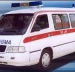 مسافرکشی آمبولانسها با آژیر روشن