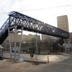 ساخت ۴ دستگاه پل عابر پیاده در محدوده مناطق ۳ و ۴ شهرداری تبریز