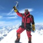 کسب رکورد سریع ترین صعود به قلل ۸۰۰۰ متری جهان توسط کوهنورد تبریزی