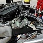 واژگونی خودرو روا یک کشته و ۴ مصدوم بر جای گذاشت