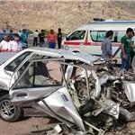 برخورد کامیون با ۲ خودروی سورای ۴ کشته و زخمی برجای گذاشت