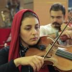 تصاویر/ تمرین ارکستر چکنواریان