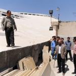 توقف ساخت مسجد ۵۰ میلیاردی در تهران