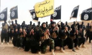 عناصر گروه دولت اسلامی در عراق و شام