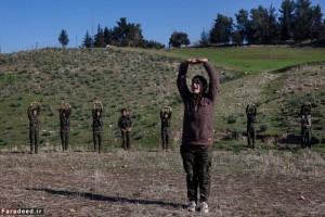 تصاویر/ پادگان زنان کرد در سوریه