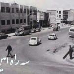 تصاویر/خیایان های تبریز در قدیم