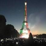 برج ایفل برای ایران جشن هستهای گرفت؟
