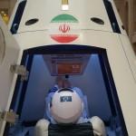 عکس/رونمایی از نخستین فضاپیمای سرنشین دار ایرانی