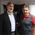 تونی اولیویرا قرارداد خود را با تراکتورسازی امضا کرد