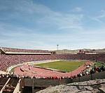از نفت-تراکتور تا نفت-تراکتور/گزارش تصویری از ورزشگاه یادگار امام یک روز مانده به آغاز رقابتها