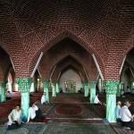بهره برداری از هتل استقبال و مسجد ۶۳ ستون بازار تبریز