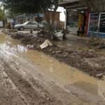 خسارت مالی ۲۰ میلیاردی طوفان درهشترود / آب، برق و تلفن قطع شد