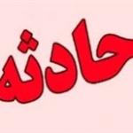 واژگونی تانکر حامل گاز مایع در تبریز