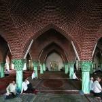 پایان مرمت مسجد ۶۳ ستون بازار تاریخی تبریز