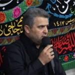 حاج ابراهیم رهبر روی تخت بیمارستان+عکس