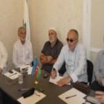 الهام علی اف معاون اول حزب اسلام جمهوری آذربایجان شد!