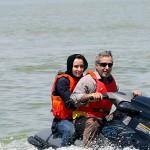 سد خداآفرین انتخاب مناسبی برای اردوهای قایقرانی