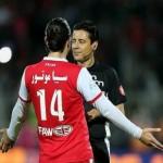 بازگشت فغانی به لیگ برتر تا دو هفته!!