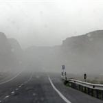 ریزگردهای دریاچه ارومیه به سمت تبریز میآید