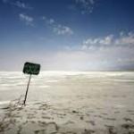جریان برعکس آب دریاچه ارومیه به چاه های غیرمجاز!