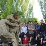 حضور گروه های بین المللی در چهارمین جشنواره تئاتر تبریزیم