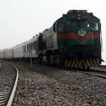 توقف حرکت قطارهای رجا به سمت ترکیه