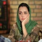 عکس سلفی بازیگر زن ایرانی در محل کار ظریف