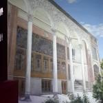 اجرای بزرگترین نقاشی دیواری کشور در تبریز+عکس