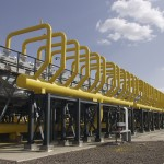 ایستگاه تقویت فشار گاز شمالغرب کشور در تبریز به بهره برداری رسید