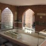 سنگ قبرهای ۵۰۰ میلیونی در ارومیه+ عکس