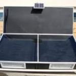 اجرای پروژه خشککن خورشیدی برای آلو و گوجه در مراغه و شبستر