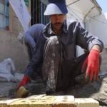 اردوی جهادی دانشجویان تبریزی در روستای چشمه وزان اهر