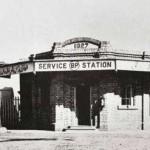 قدیمیترین پمپ بنزین ایران + عکس