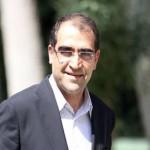 قاضی زاده هاشمی، وزیر بهداشت در راه تبریز