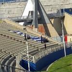 هواداران استقلال خوزستان در استادیوم یادگار