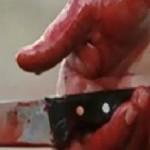 چاقوزنی زن توسط شوهر خسیسش