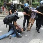 بازداشت دو خبرنگار انگلیسی در ترکیه
