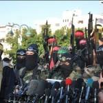 خیزش عمومی گروه های مقاومت در برابر یورش به مسجد الاقصی