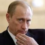 پوتین: مردم سوریه از دست داعش فرار می کنند نه بشار اسد