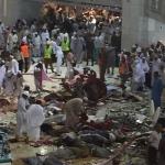 تصاویر/ حادثه ناگوار در مکه (۱۸+)